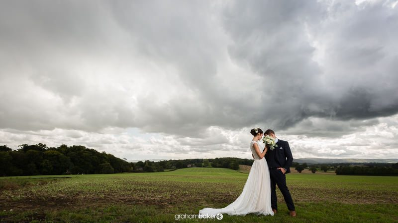 Fitzleroi Barn Wedding - West-Sussex - by Graham Baker Photography