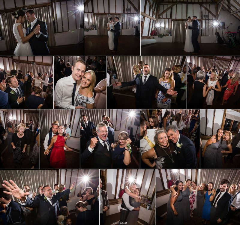 Wedding Party and Dancing Photography!