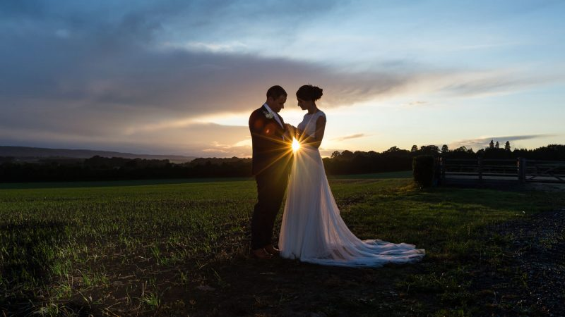 Fitzleroi Barn Wedding - Pulborough West Sussex Wedding Venue - By Graham Baker Photography
