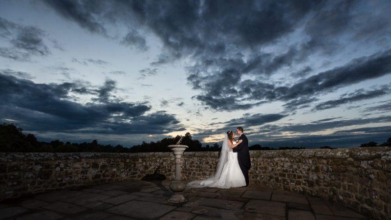 Wedding Photographer at Leeds Castle Kent - Graham Baker Photography