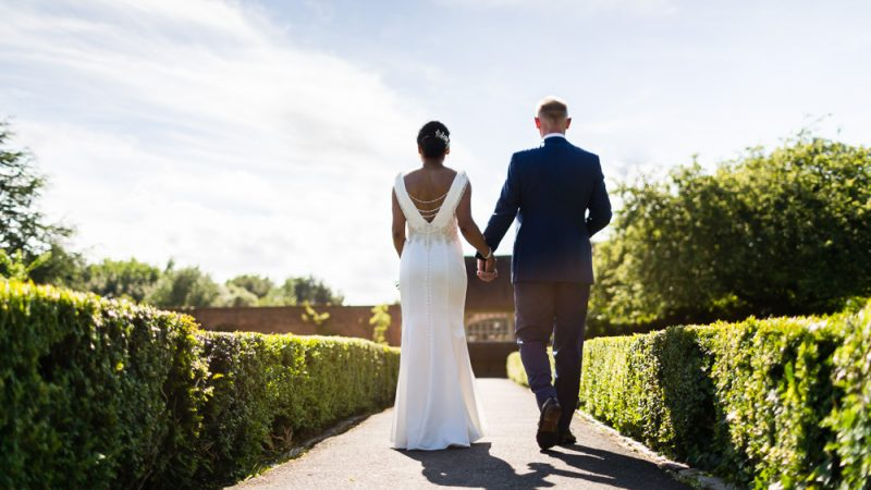 Getting Married at Tudor Barn Eltham - Well Hall Pleasaunce Greenwich London
