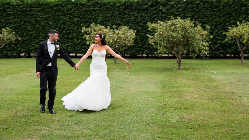 Getting Married in Canterbury Kent