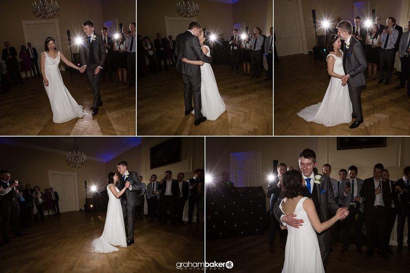 Greenwich Wedding Reception First Dance