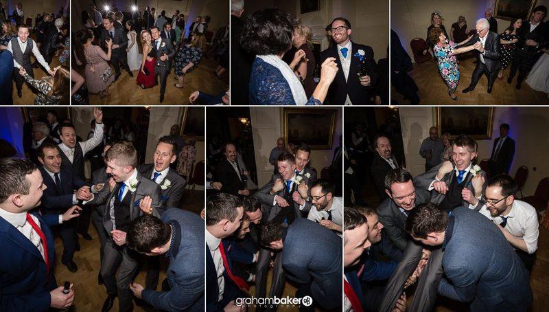 Greenwich Wedding Reception Dancing