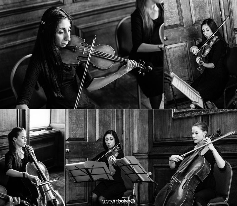 Violin and Cello duo based in London available for weddings, events and recitals across the country