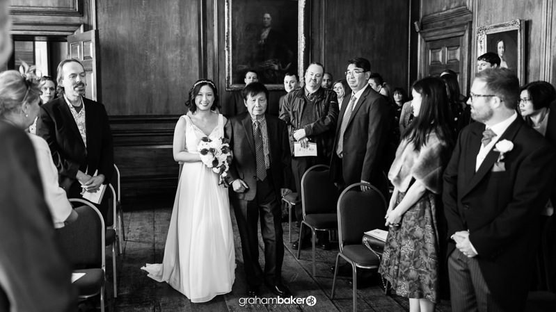 Getting Married at the Admiral's House Royal Naval College Greenwich | London Weddings | Graham Baker Photography