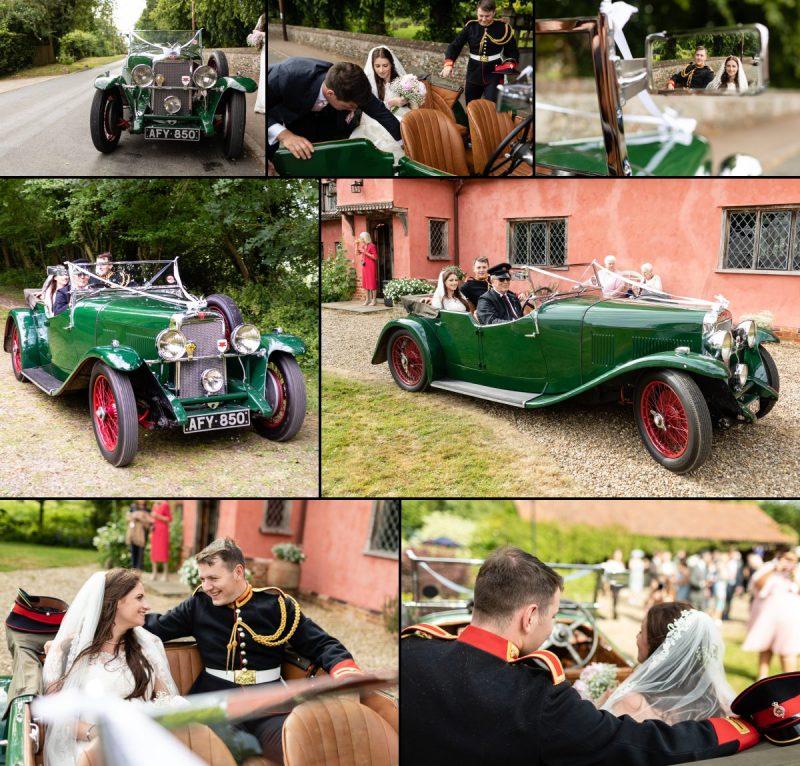 1934 Alvis Firefly Cross and Ellis | Wedding Car