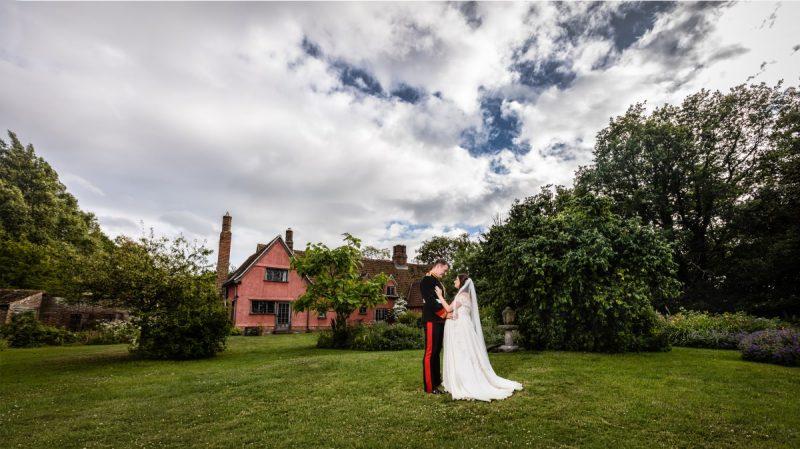 Military Wedding All Saints Church Lawshall Bury St Edmunds Suffolk | Household Cavalry Blues & Royals Wedding
