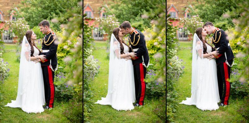 Lawshall Bury St Edmunds Suffolk | Household Cavalry Blues & Royals Wedding