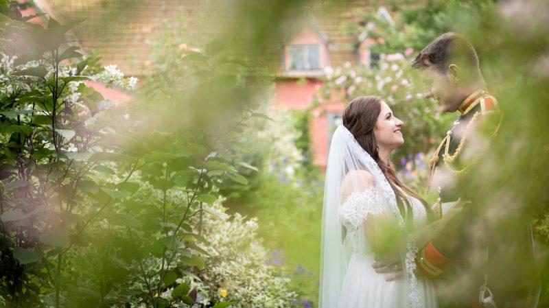 Bride & Groom Portraits | Suffolk Wedding Photography