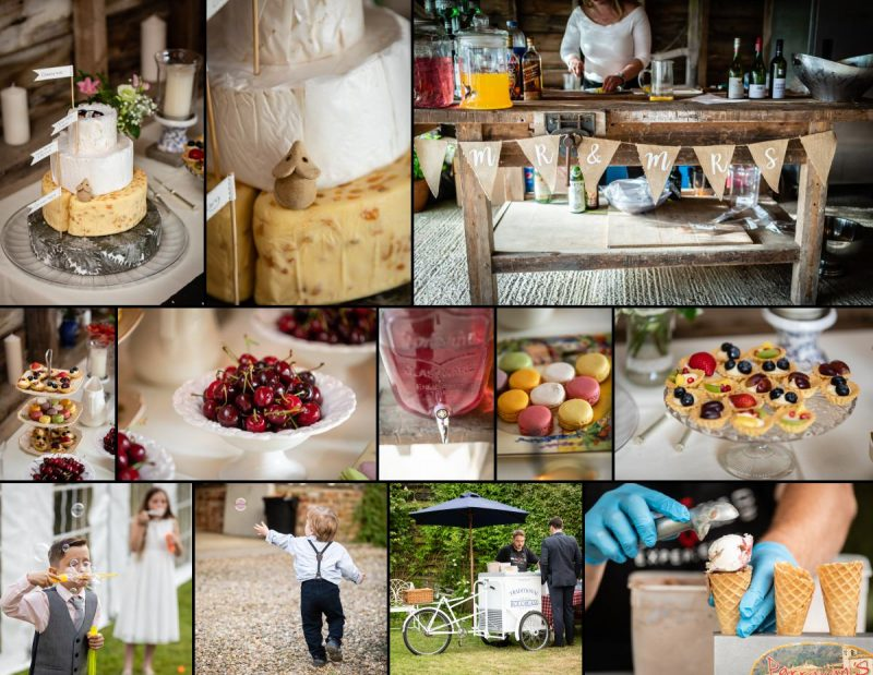 Wedding Reception Details | Suffolk Wedding Photography