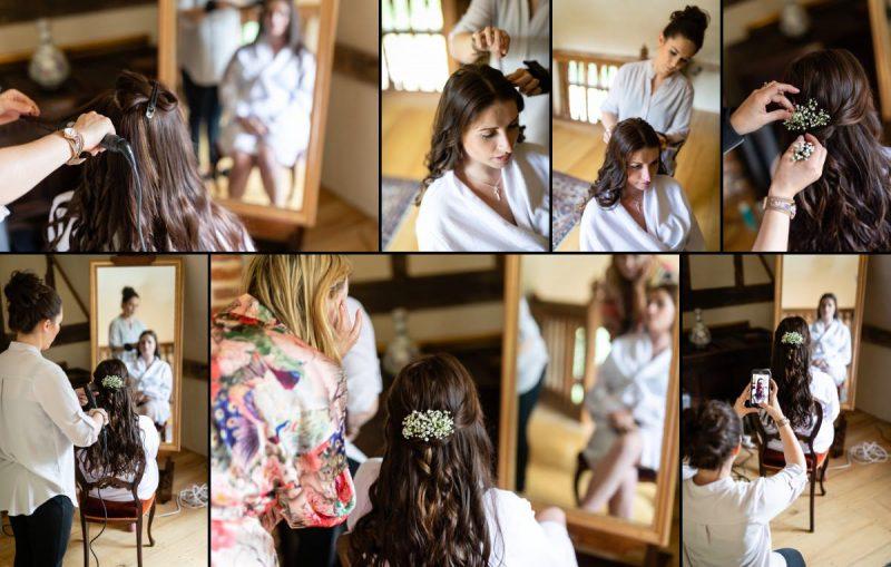 Bride Getting Ready | Bridal Prep | Suffolk Wedding