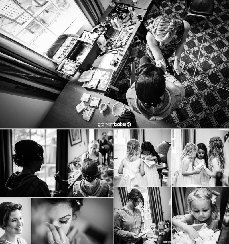Greenwich Wedding - Bridal Hair and Makeup