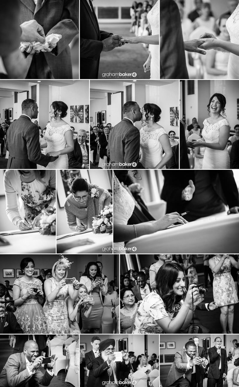 London Wedding Photographer - Documentary Wedding Ceremony