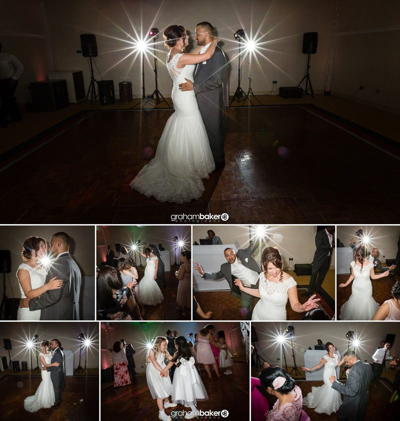 First Dance at Greenwich Wedding Reception