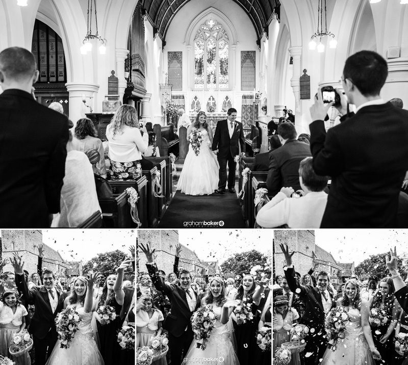 Getting Married at Weddings at St Mary the Virgin Church Down Hall Road Matching Essex