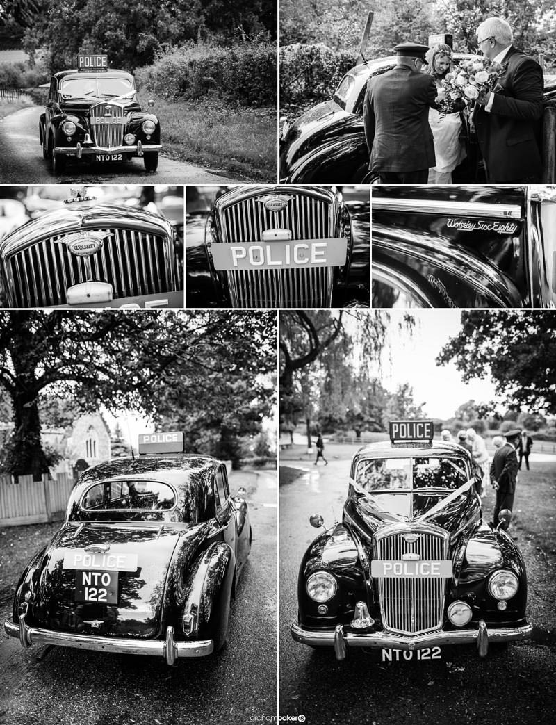 Bridal Wedding Car