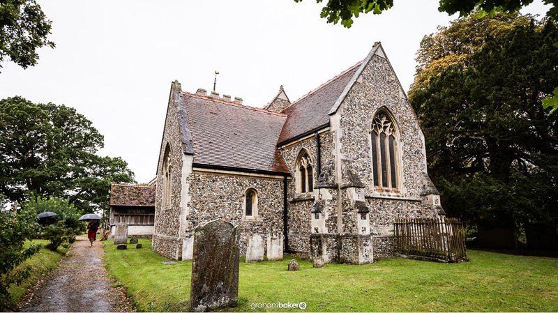 St Mary the Virgin Church Down Hall Road Matching Essex CM17 0QZ