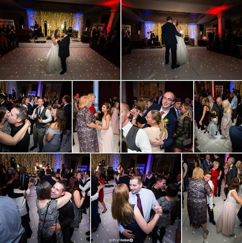 Down Hall Country House Wedding First Dance