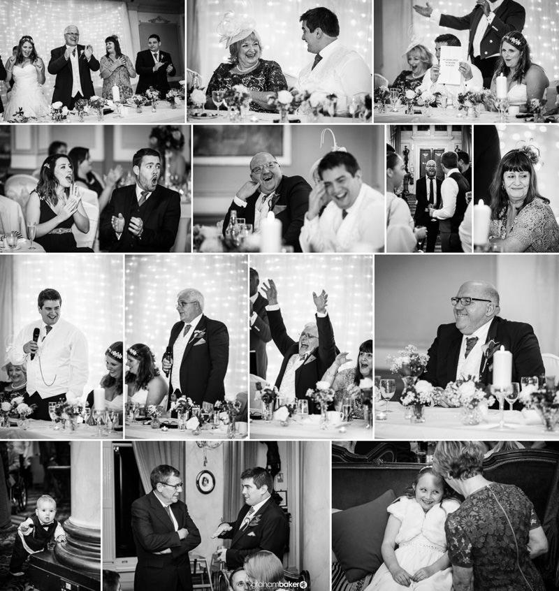 Hertfordshire and Essex Wedding Reception
