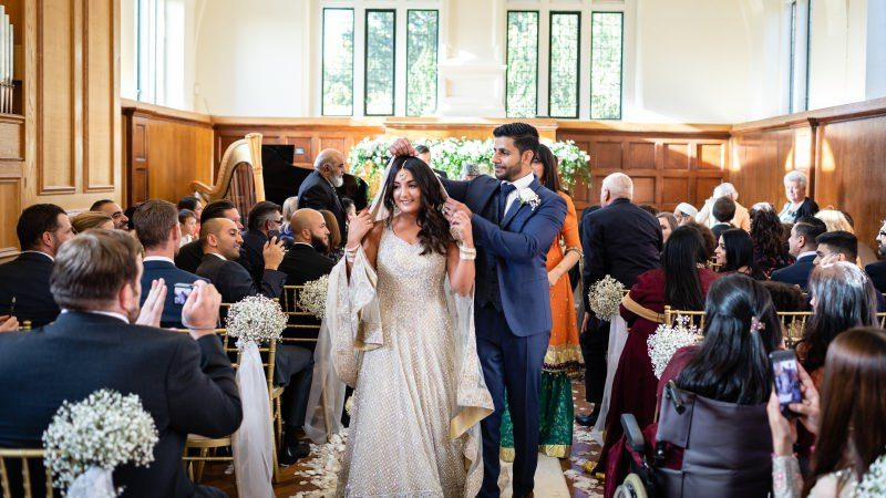 Getting Married at Dulwich College