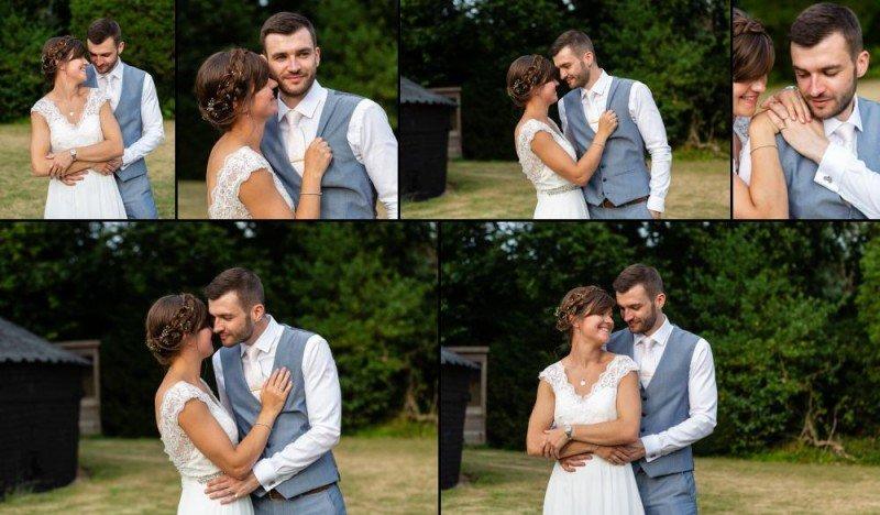 Wedding Couple Portraits - Bromley Wedding Photographer
