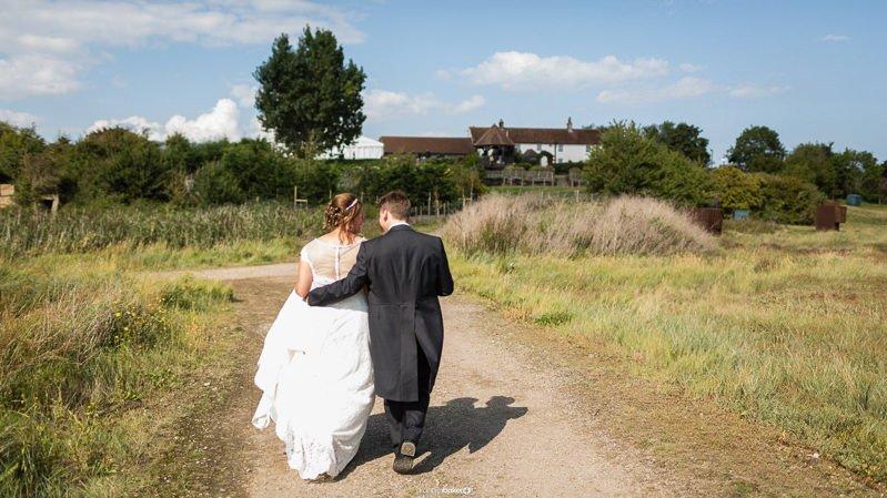Wedding Photographer at the Ferry House Inn Sheerness - Graham Baker Photography