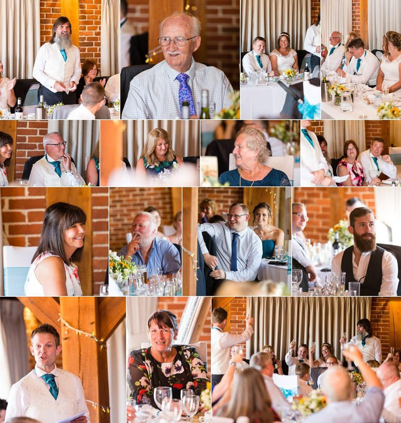 Documentary Photography - Wedding reception in Kent