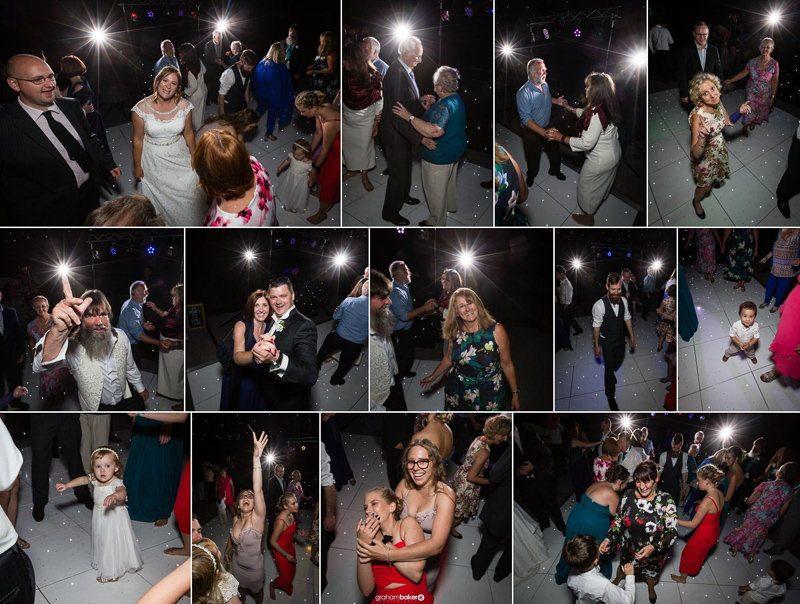 Wedding Dance Floor fun Photography!