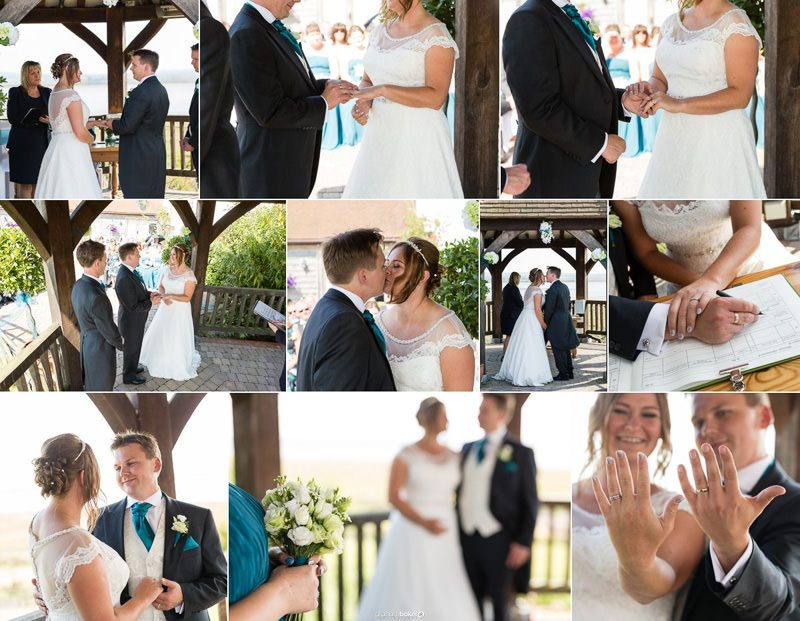 Outdoor wedding venues in Kent - Ferry House Inn