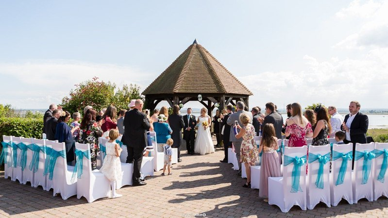 Getting Married at the Ferry House Inn Kent Wedding Venue