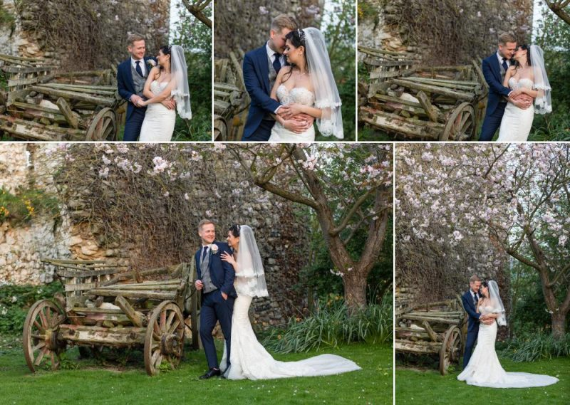 Getting Married at Cooling Castle Barn Rochester Kent Wedding Venue