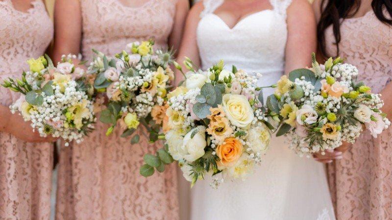 Bridal Flowers for Bexleyheath Wedding