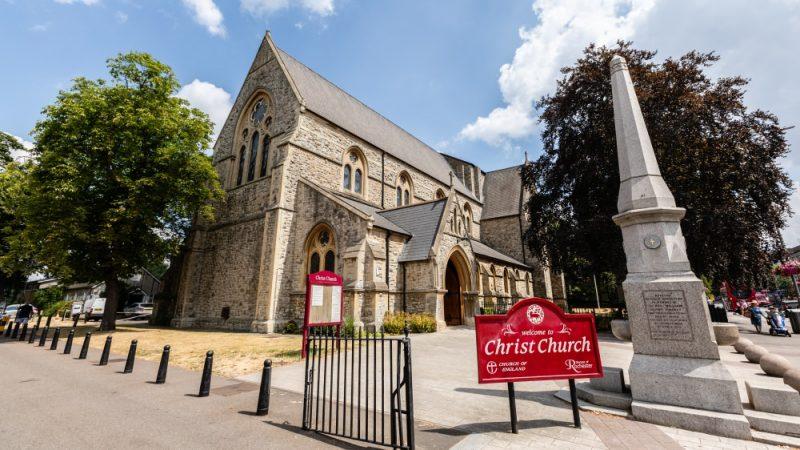 Getting Married at Christ Church Bexleyheath