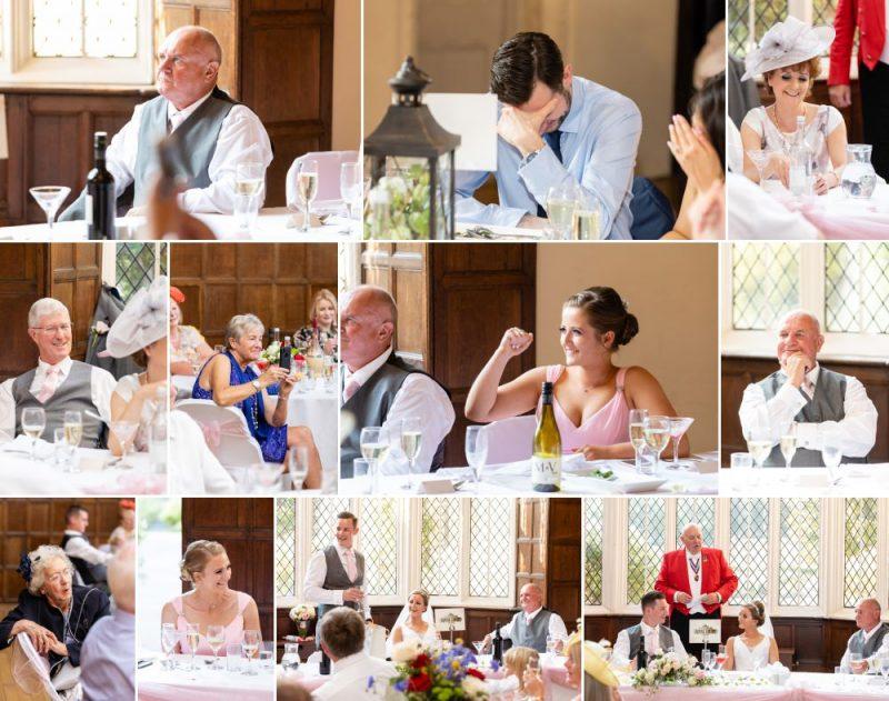 Documentary Wedding Photography at Hall Place & Gardens Wedding Venue Bexley Kent