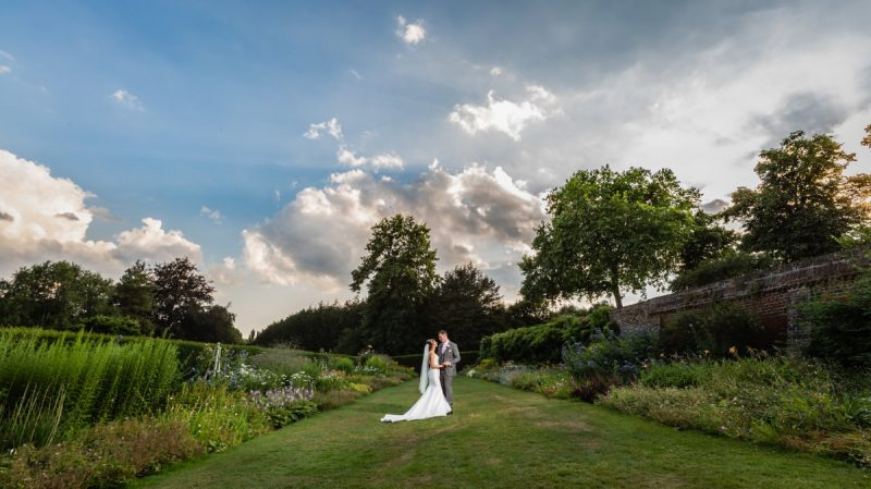 Bexley Wedding Photographer at Hall Place and Gardens Bexley