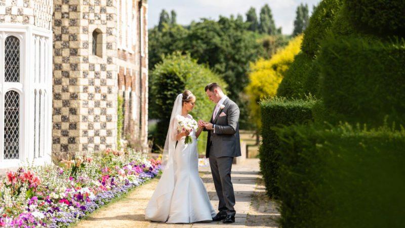 Hall Place & Gardens Wedding Venue Bexley Kent