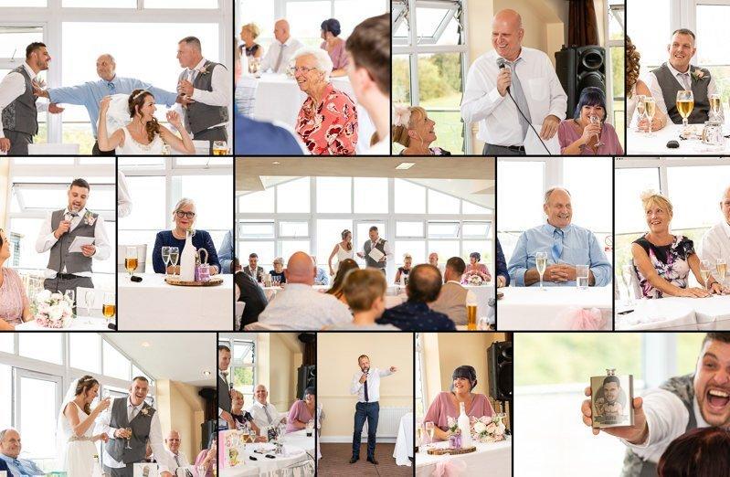 Top Meadow Golf Club Wedding Reception