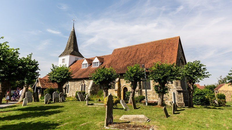 St Peter and St Paul 29 Francis Close Hordon-on-the-Hill Essex SS17 8NT