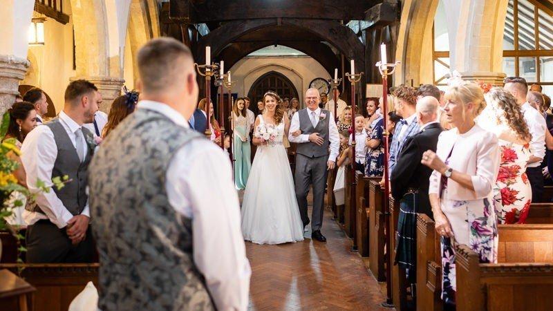 Church Weddings in Essex