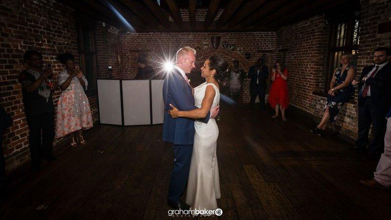 Greenwich Wedding First Dance