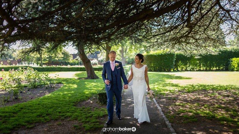 Getting Married in Greenwich - London Wedding Venue Tudor Barn
