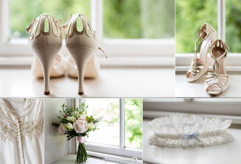 Bridal Details and getting ready at Devonport House Greenwich
