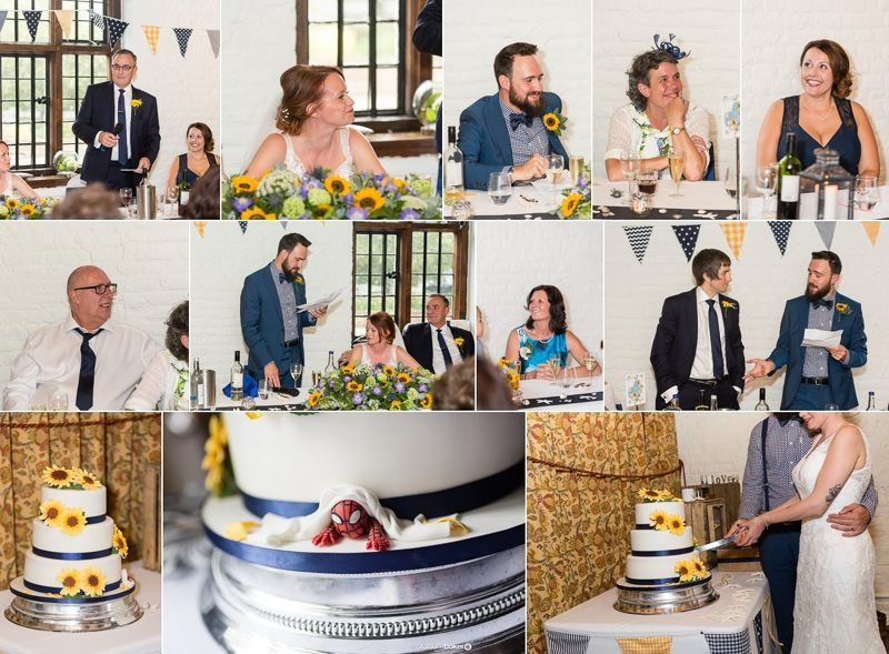 Wedding Reception and Cake by Say's Sugarcraft Eltham - Cake decorating supplies shop and custom cakes