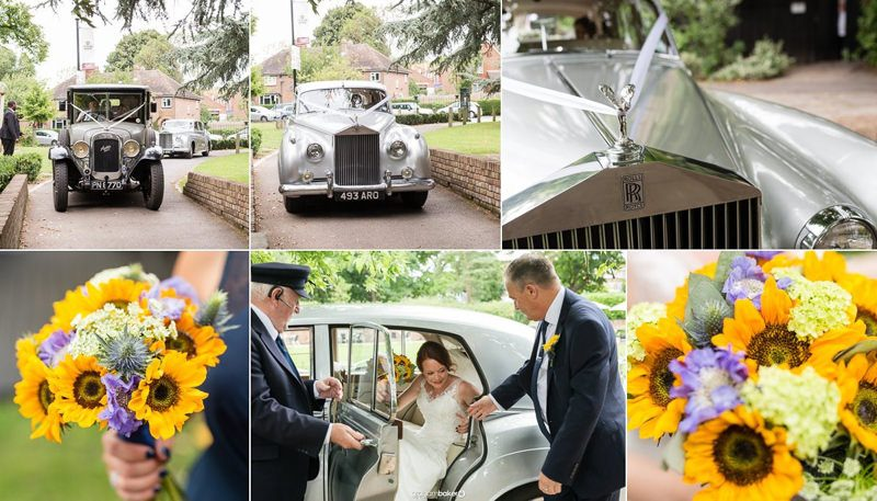 AA Executive Cars Wedding car hire in Kent, Greater London and across the South East
