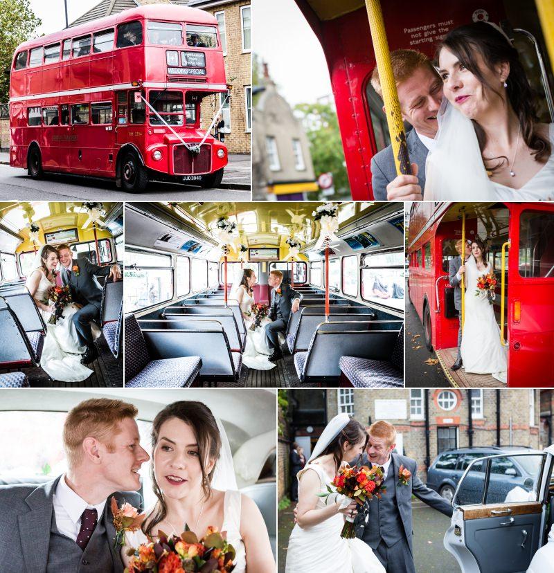 London Wedding Couple Portraits
