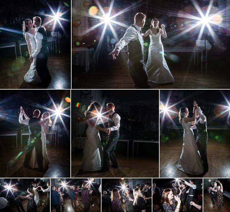Wedding Reception at The Hammersmith Club