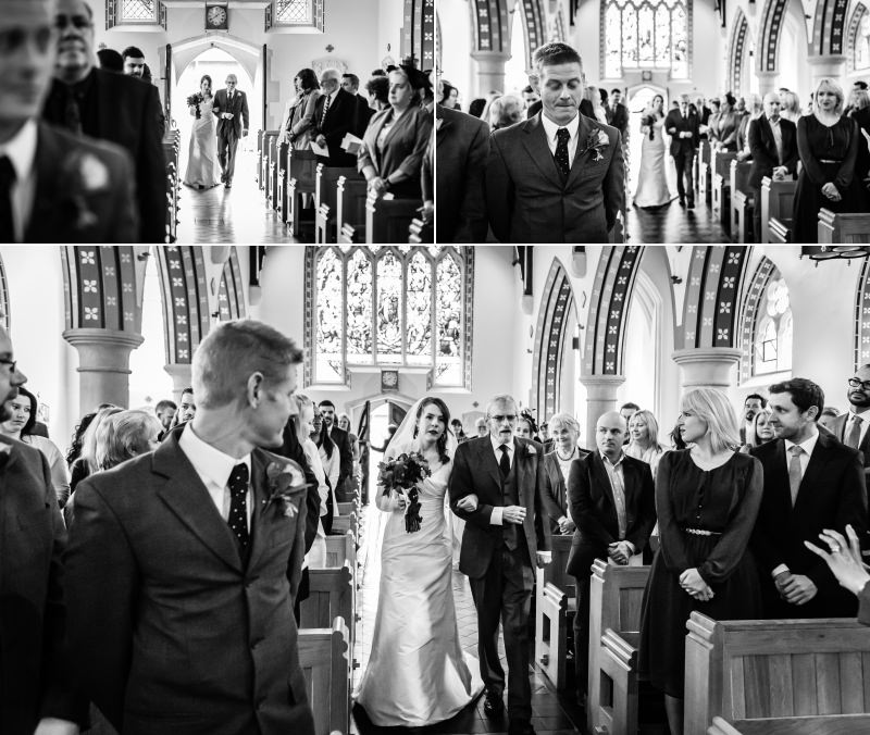 Getting Married at St.Thomas of Canterbury Church London