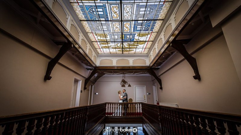 Authentic and Natural Wedding Photography inside Littleton Park House at Shepperton Studios Surrey