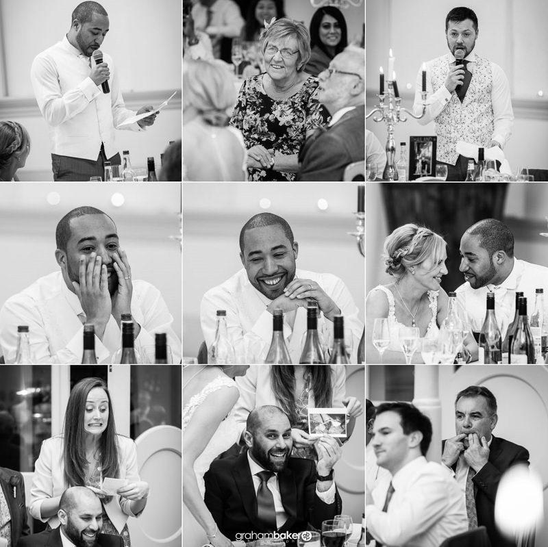 Natural Documentary Photographer   Wedding Reception Photographs by Graham Baker Photography